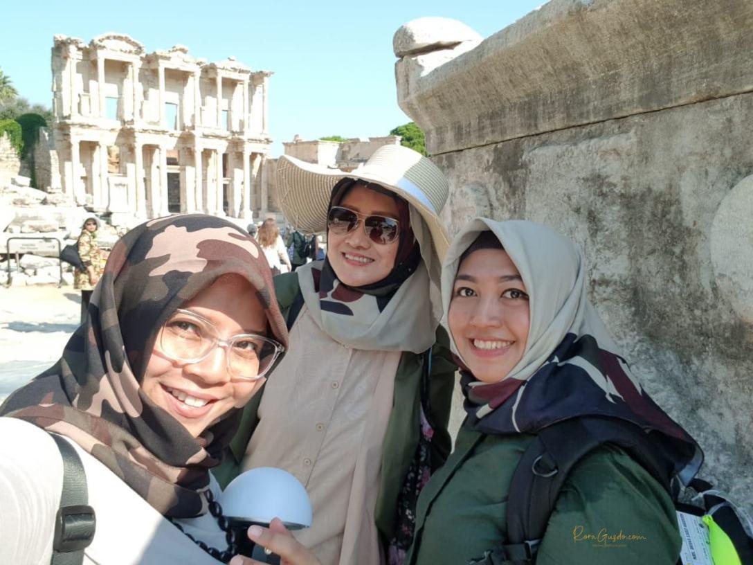 Kota Tua Ephesus