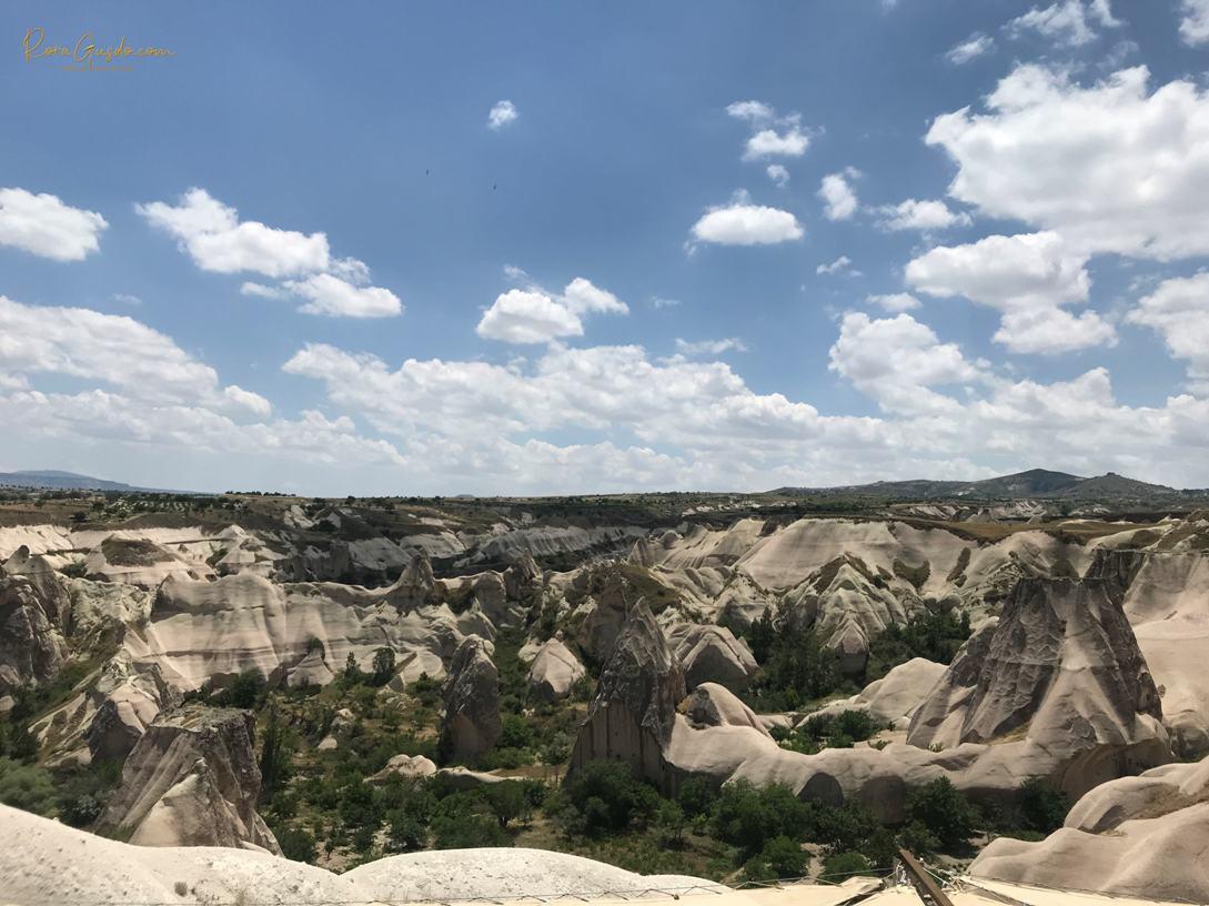 Goreme Open Air Panorama