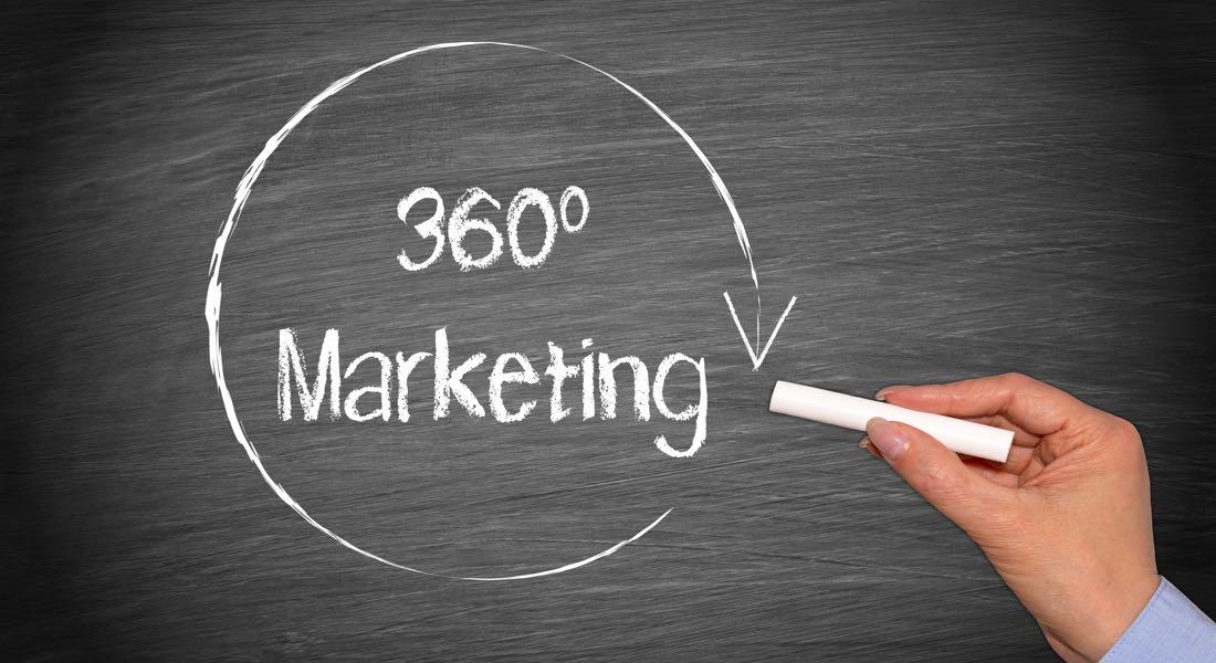 ¿En qué consiste el Marketing 360?