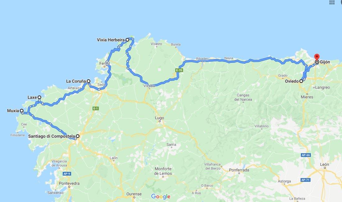 Itinerario-ovest