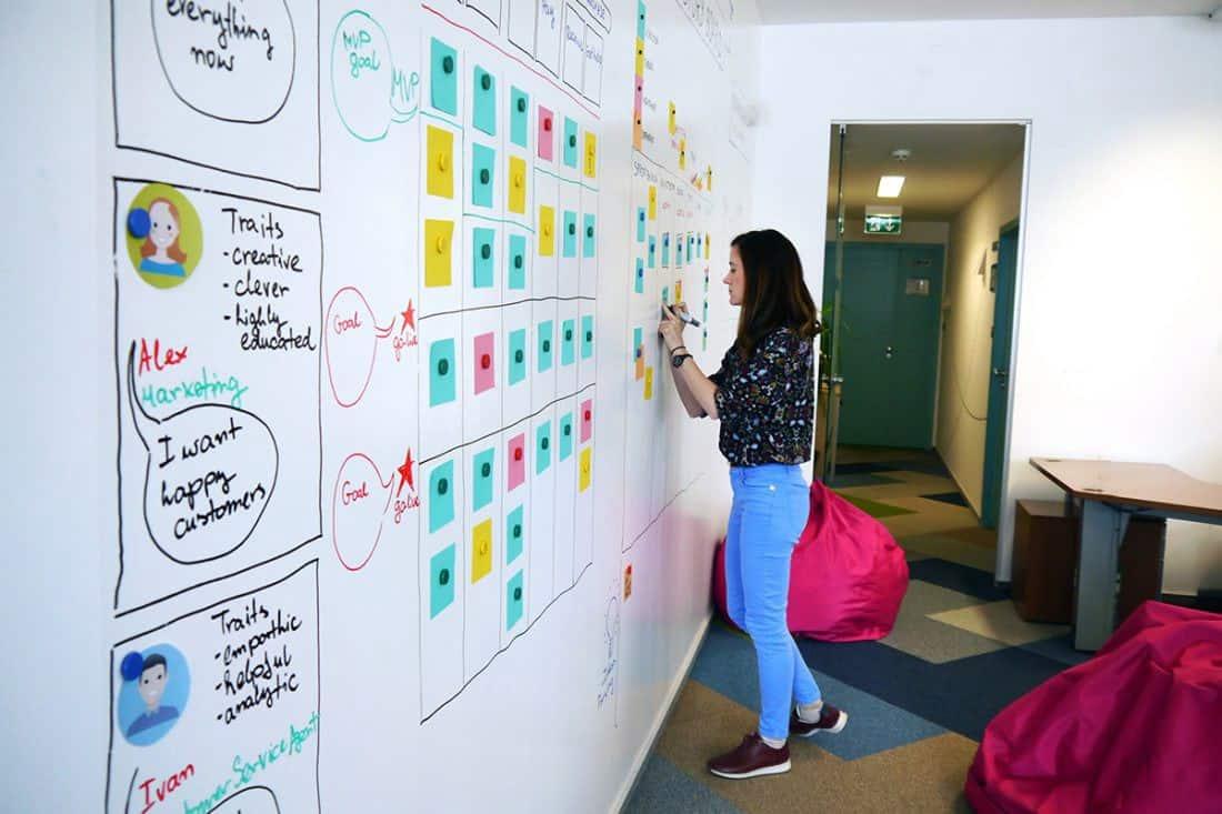 Wir schreiben deine Unternehmens Story. Storytelling für dein Produkt und Unternehmen. Markenbildung