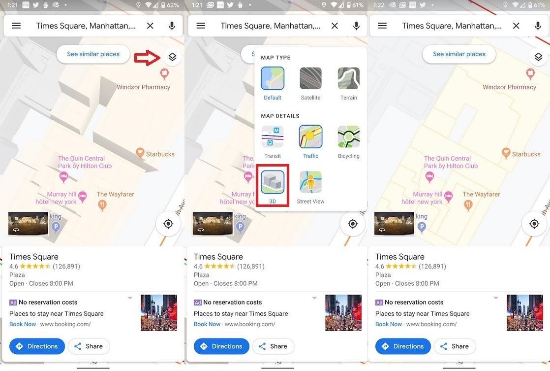Google Maps resolveu