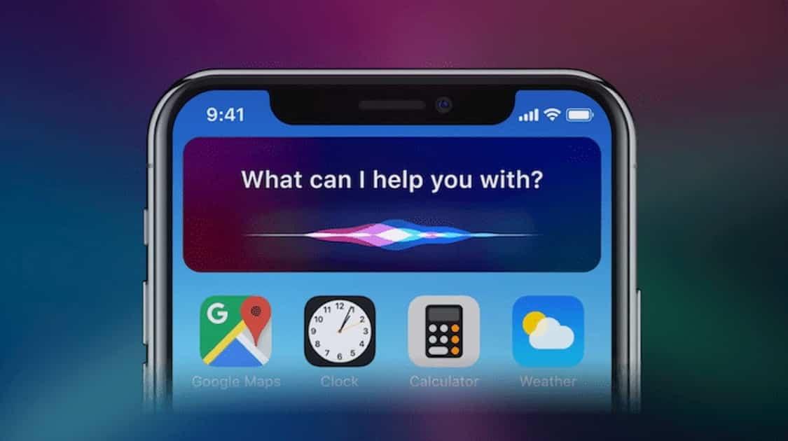 conversas com a Siri