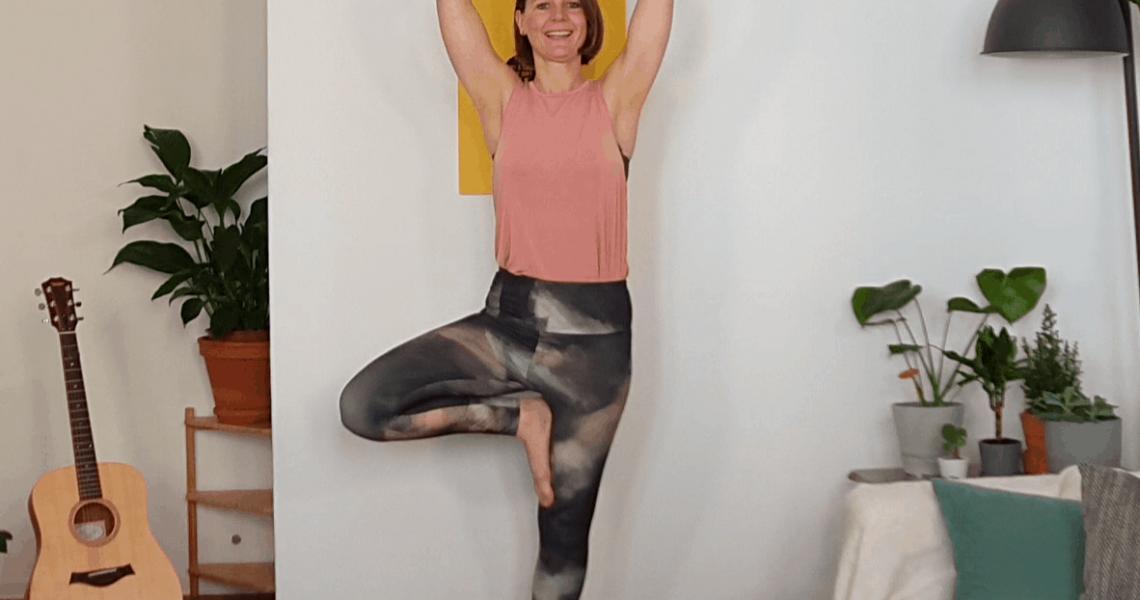 Online Hatha Yoga – Sommerkurs