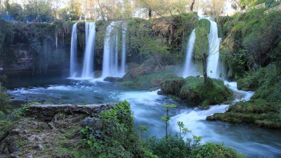 Cascada Curcan en Antalya