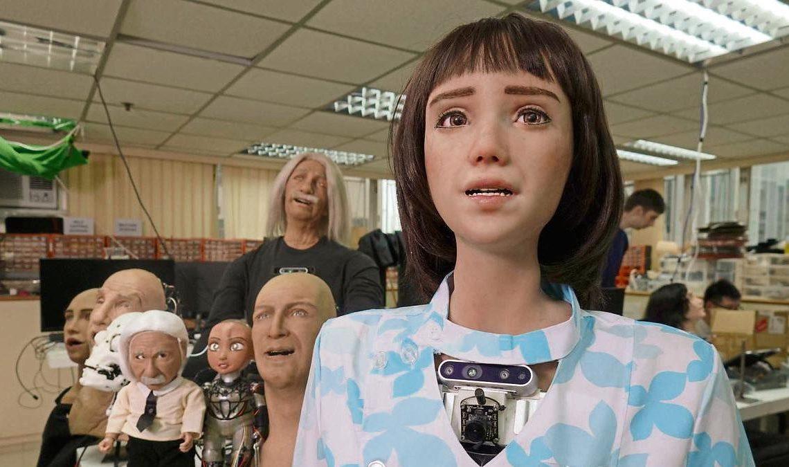 Grace, la primera robot enfermera