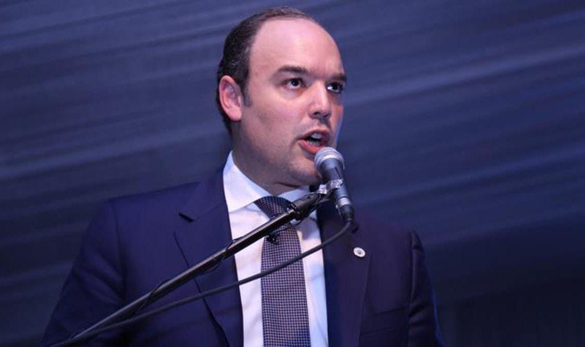 José del Castillo Saviñón, senador de la provincia Barahona