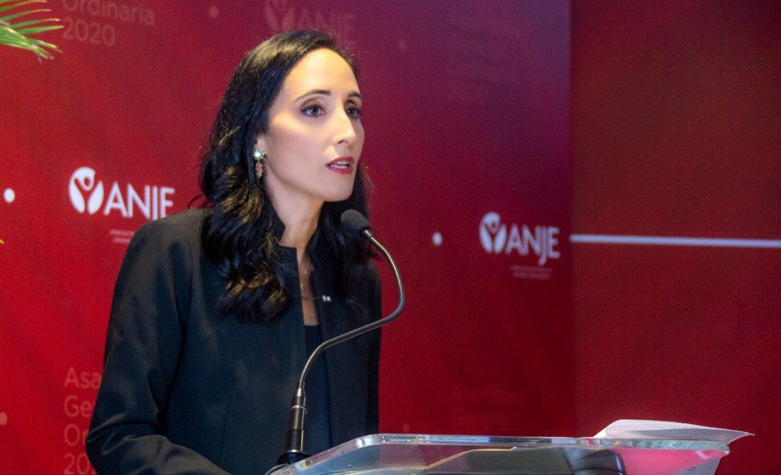 Susana Martínez Nadal, presidenta del ANJE