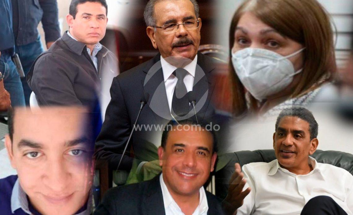 Se cierra círculo de Danilo Medina