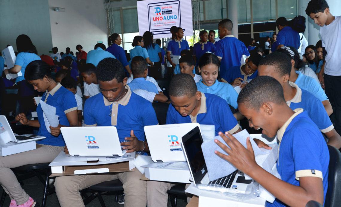 laptops estudiantes.