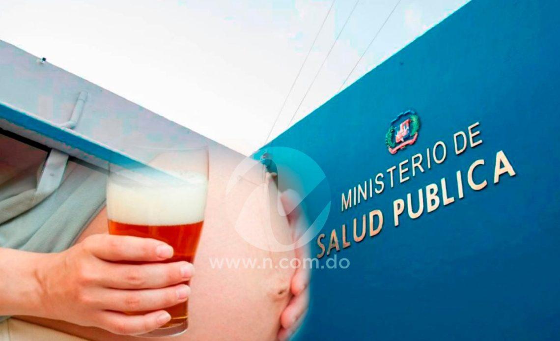 Embarazadas consumiendo alcohol