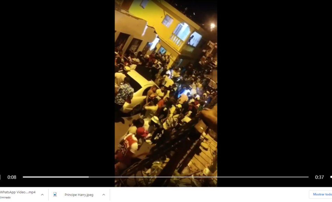 Fiesta calle Los Girasoles
