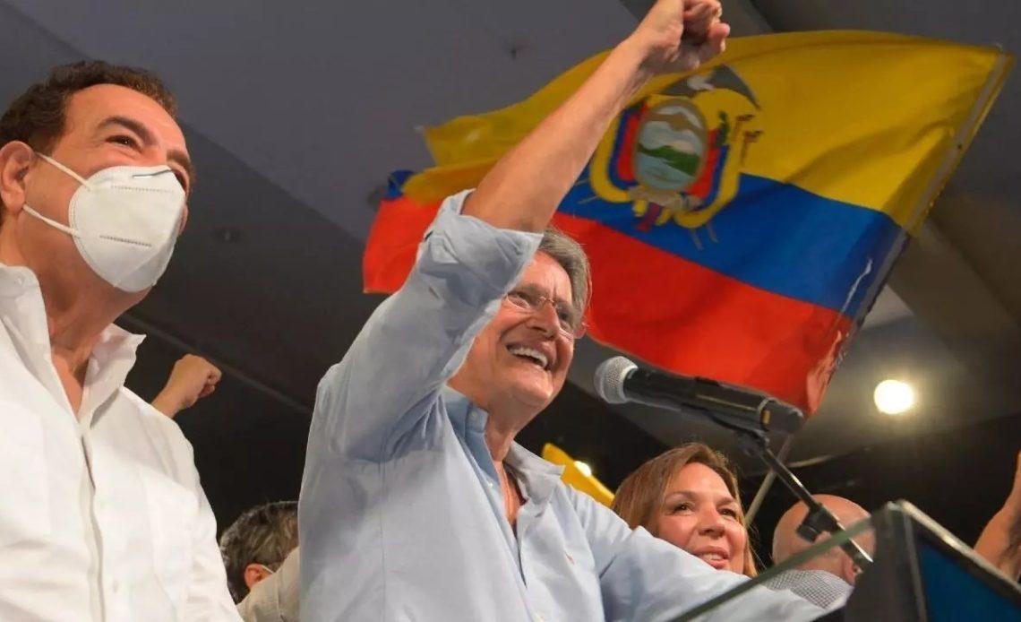Guillermo Lasso, nuevo presidente del Ecuador