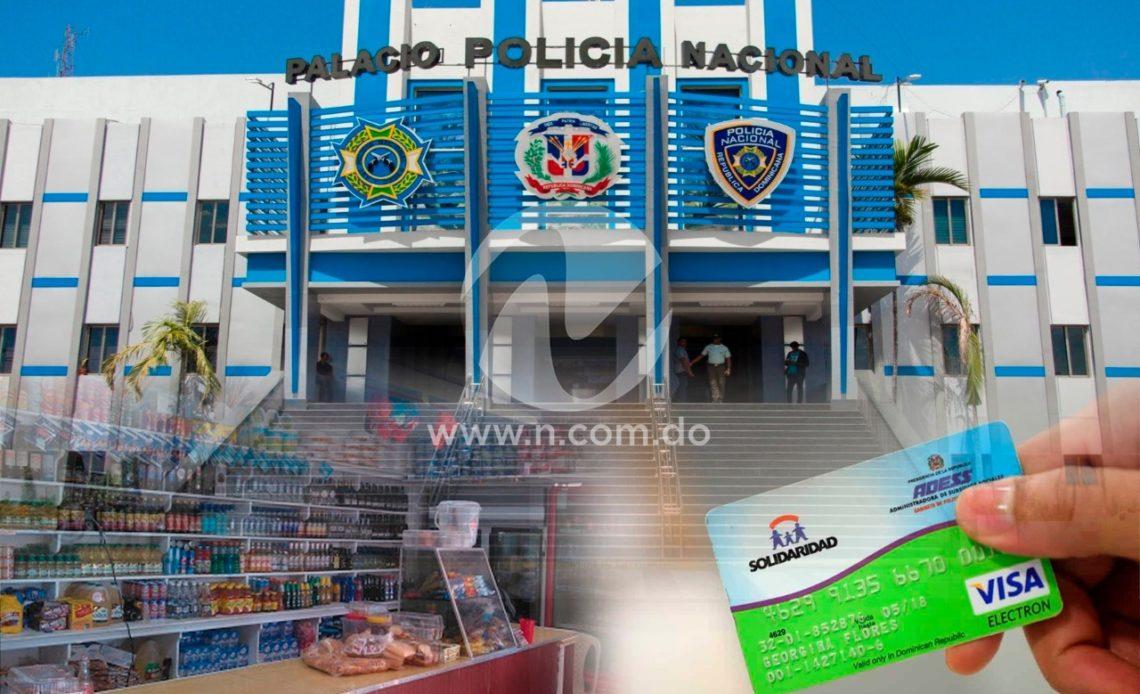 Policía apresa comerciantes