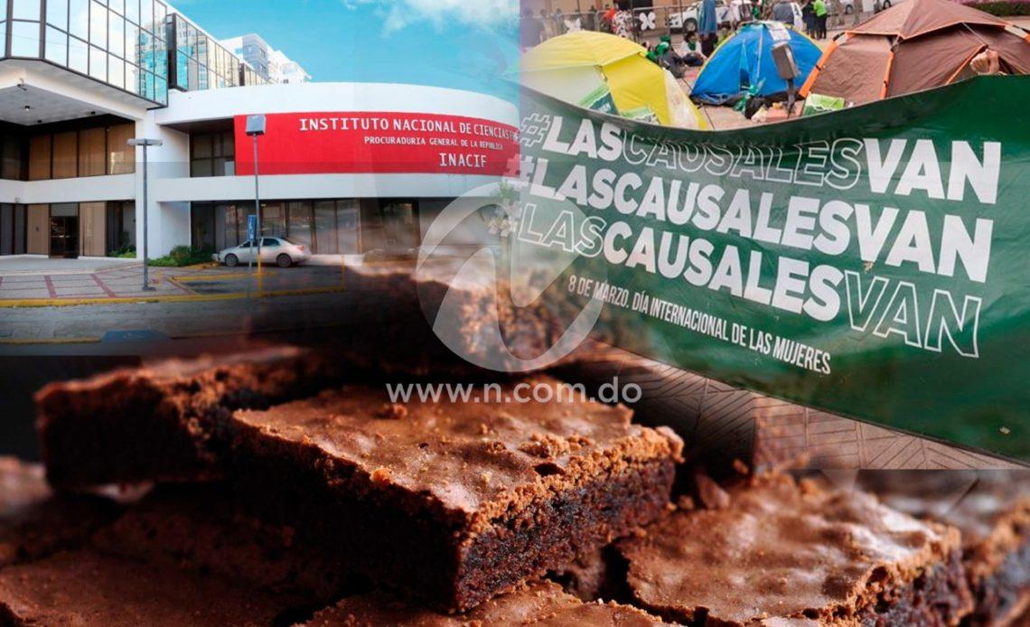 brownies de las 3 causales