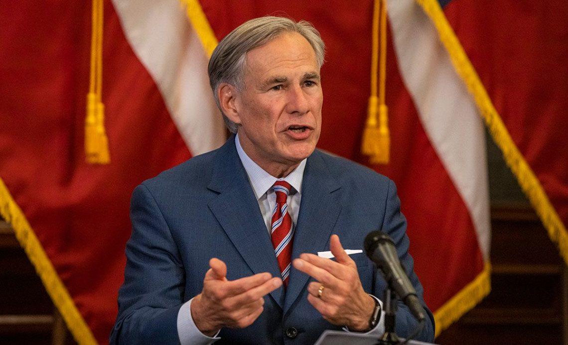 gobernador de Texas