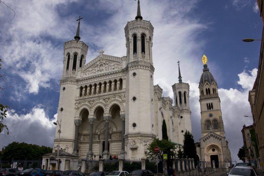 Catedral Notredame de Fourvière Lyon