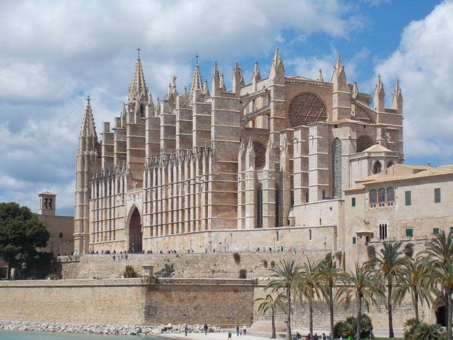 Catedral de Saint Mary en Palma de Mallorca