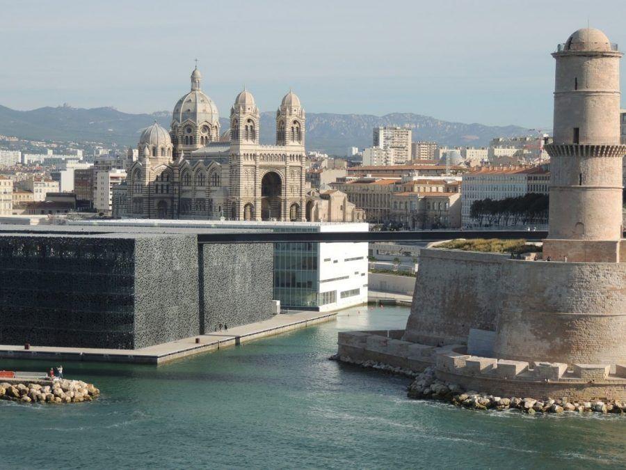 Mucem Ciudad de Marsella