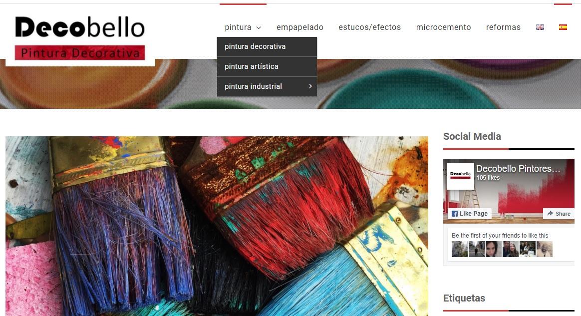 Web design Estepona