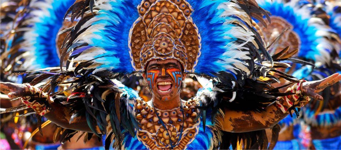 Карнавалы на Филиппинах