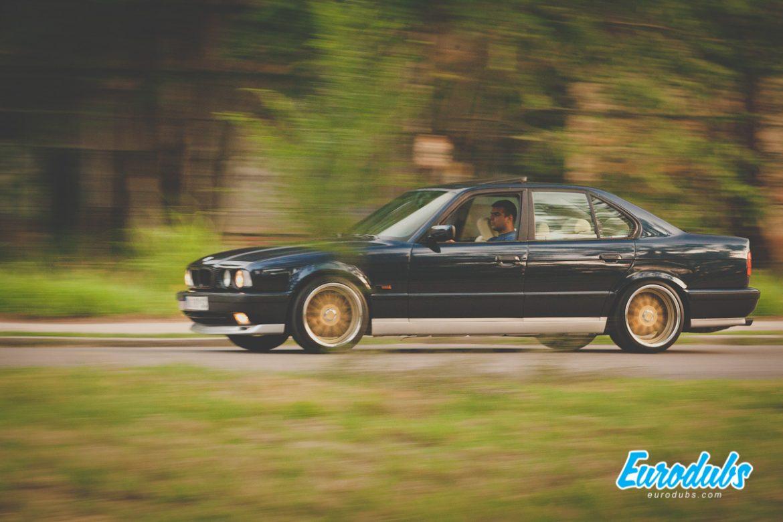 BMW E34 by Nikola Andjelkovic