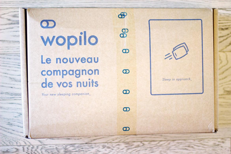 Colis carton Wopilo