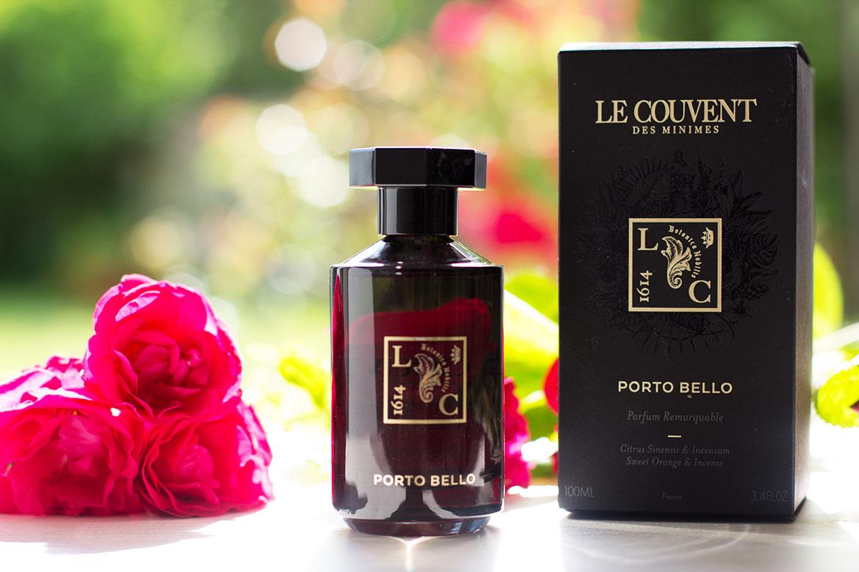 Parfum Porto Bello - Couvent des Minimes