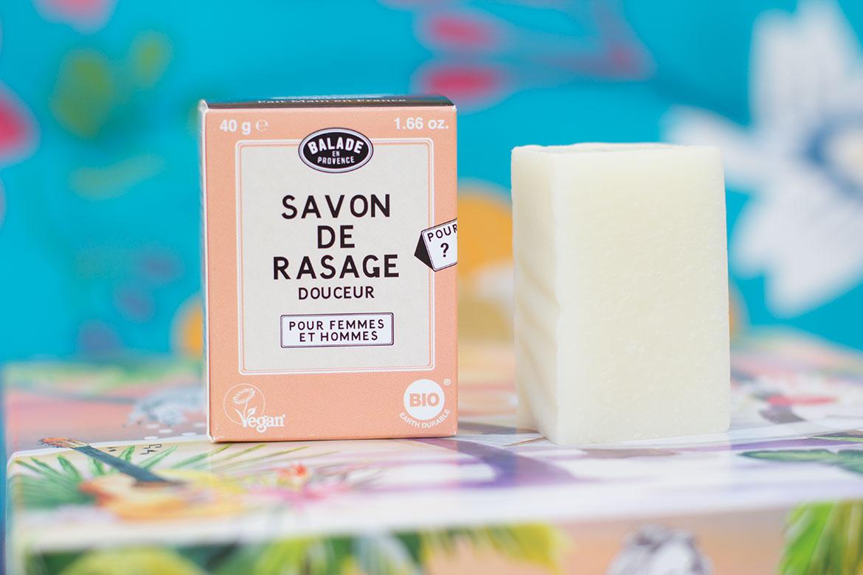 Savon de rasage Unisexe Balade en Provence