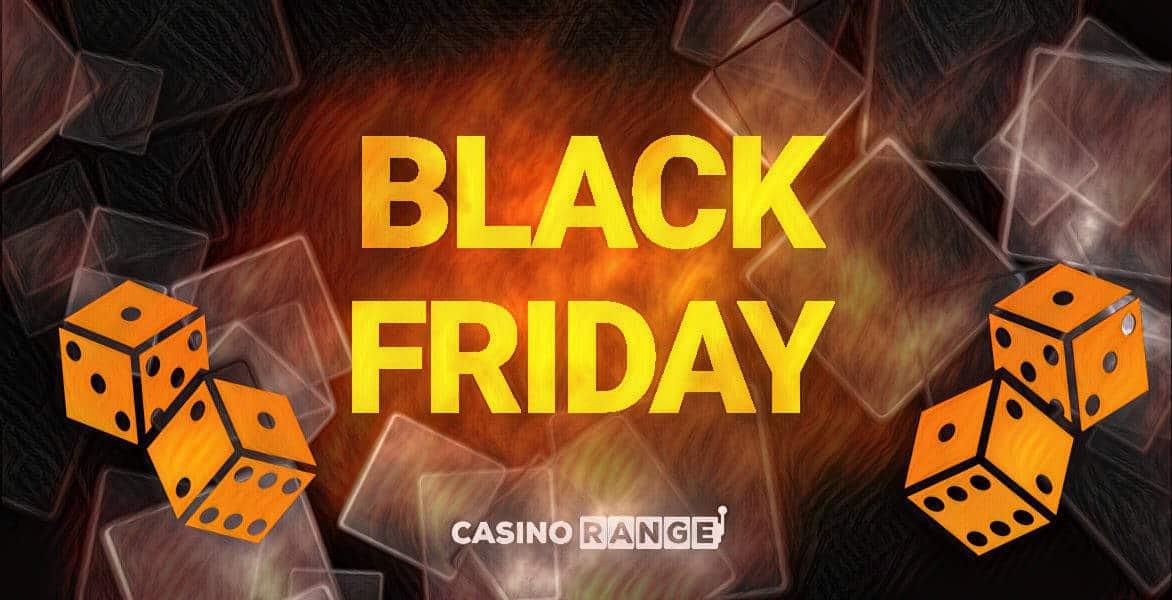 Black Friday på casino 2020