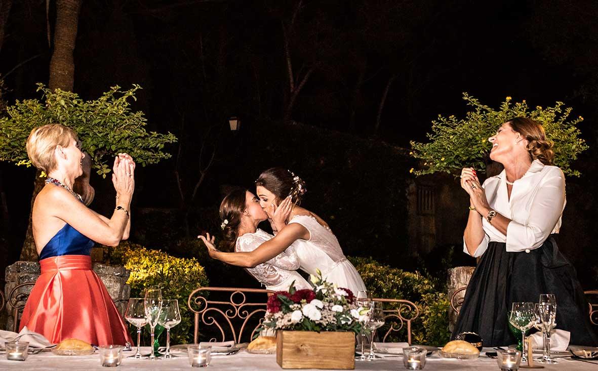 mejores fotografos de boda LGBT en mallorca