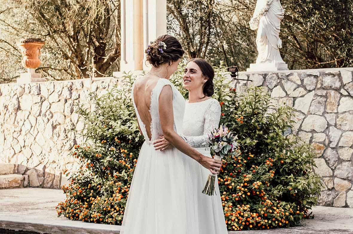 fotógrafos de boda LGBT en Mallorca boda amor