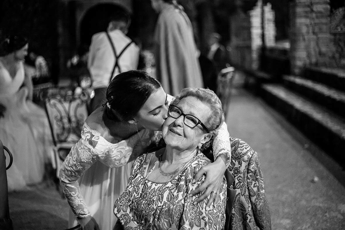 mejores fotografos de boda LGBT en mallorca abuelas