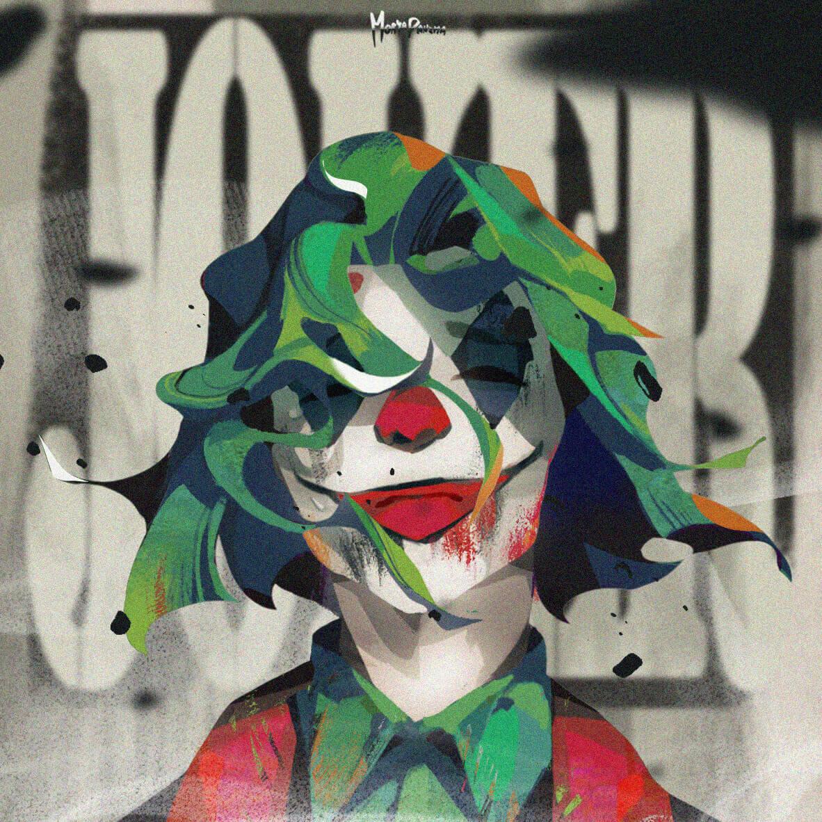 Aeri Chen – Highschool Doodlidoos: Joker 2019