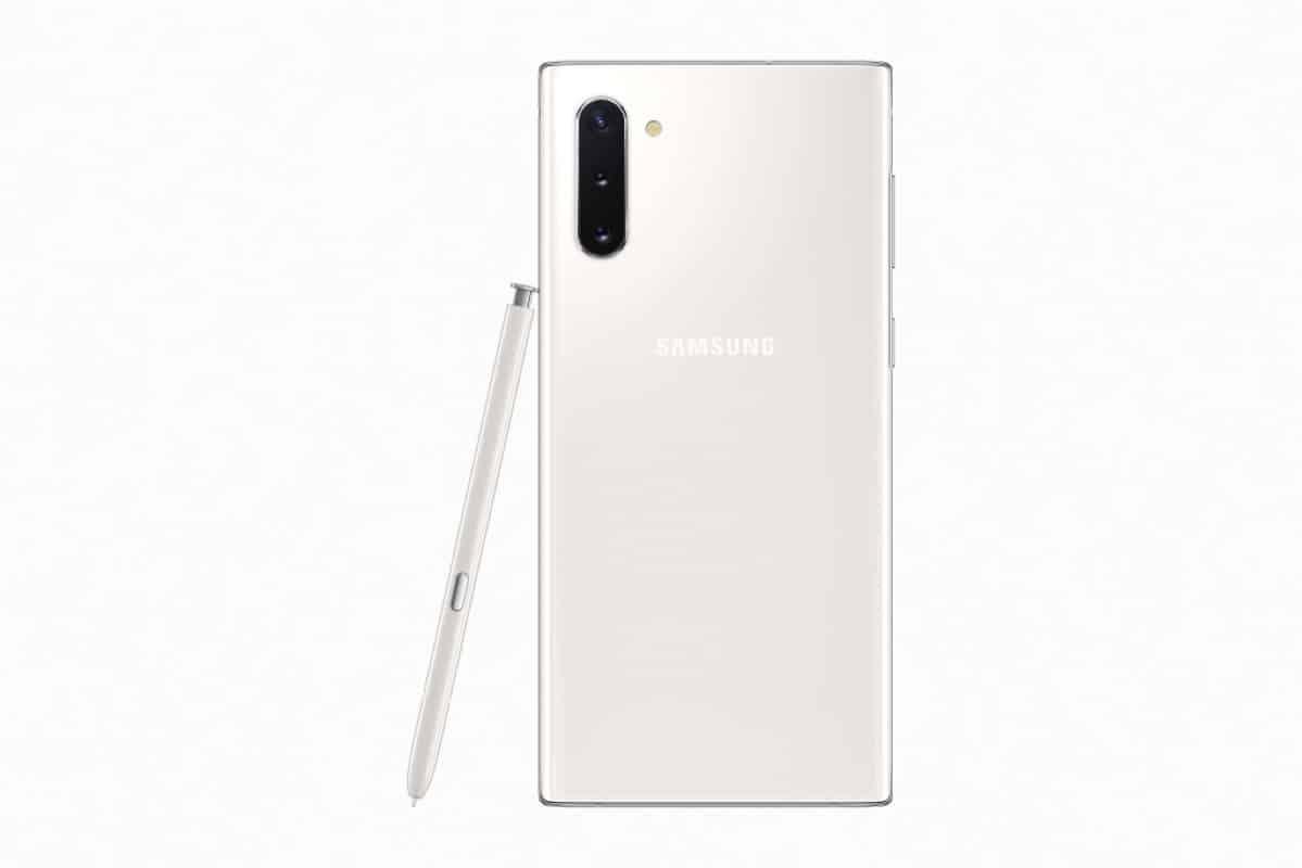 O Samsung Galaxy note
