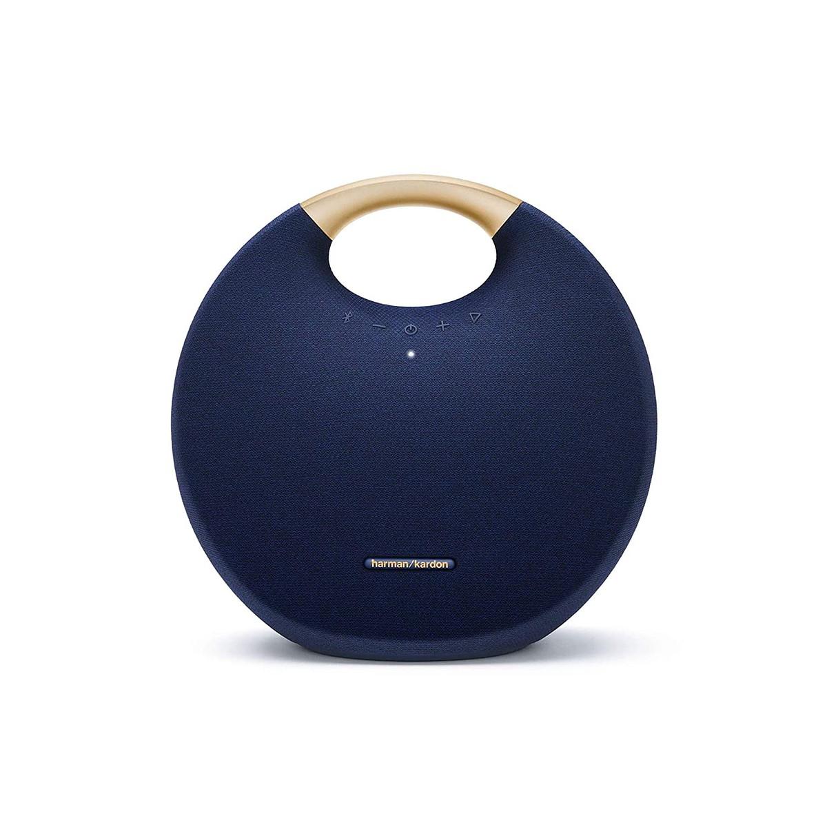 Harman Kardon Onyx Studio 6 Portable Wireless Speaker with IPX7 Waterproof - Blue