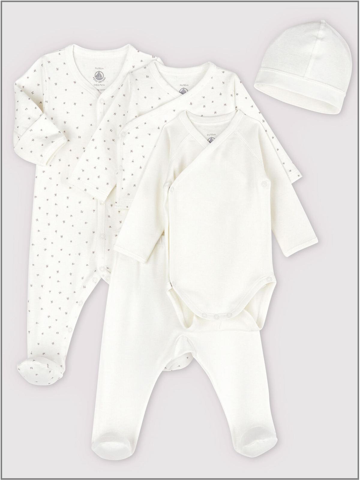 frederickandsophie-kids-soft-wear-petitbateau-france-newborn-baby-five-piece-set-organic-cotton