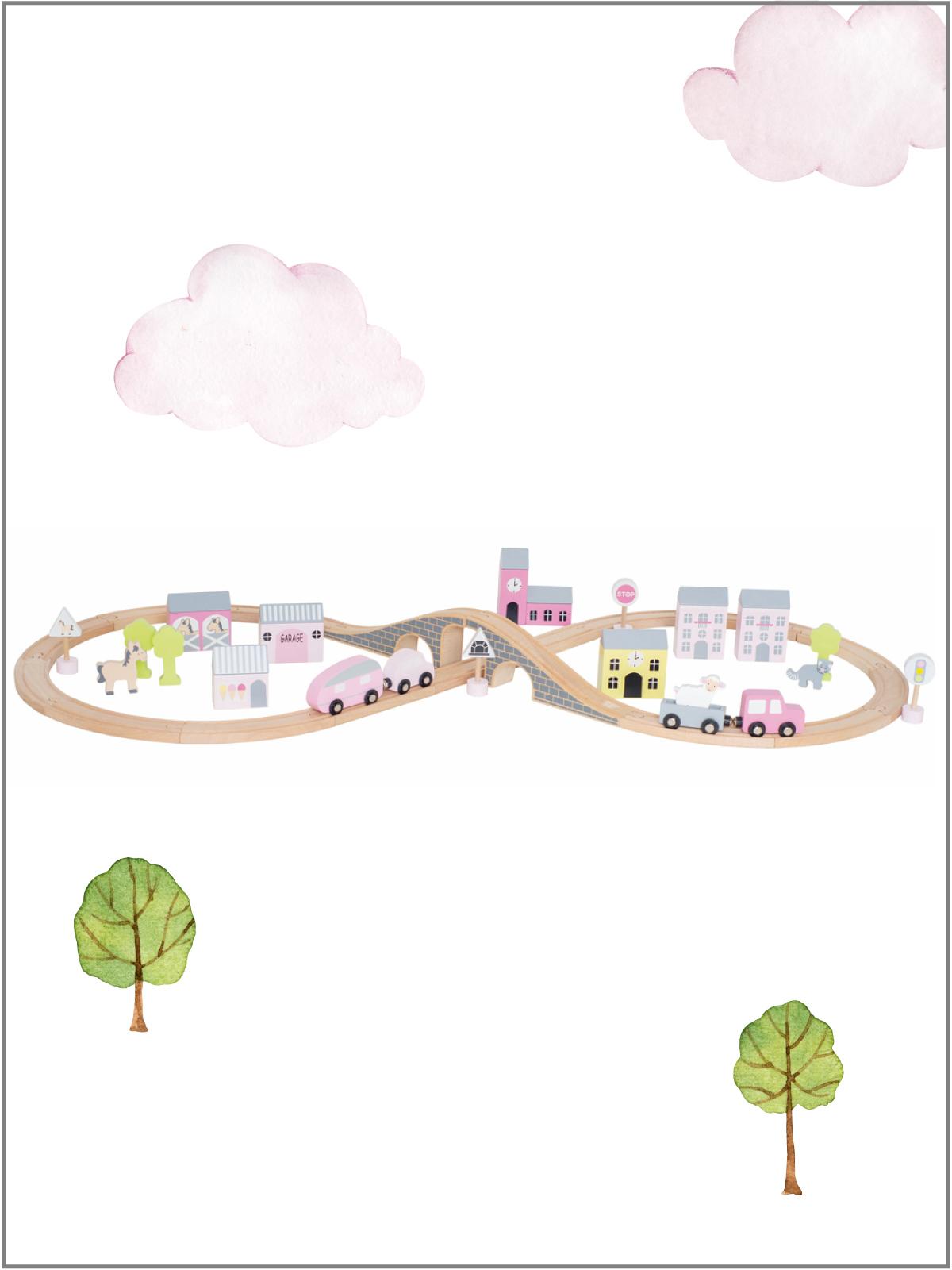 frederickandsophie-kids-toys-jabadabado-cars-set-track-pink-wooden-play