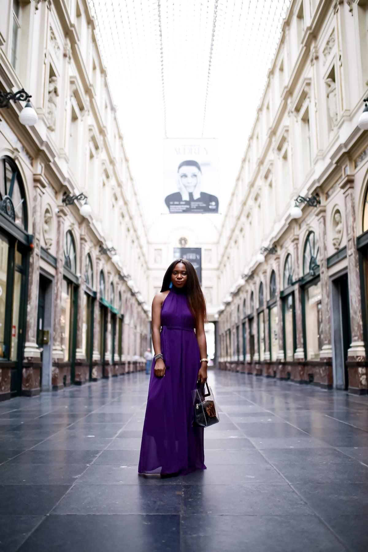 Les Galeries Royales Saint-Hubert
