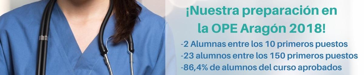 resultados curso ope ragon enfermeria 2018