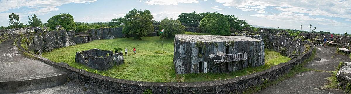 Fort Manda Foulpointe Madagascar