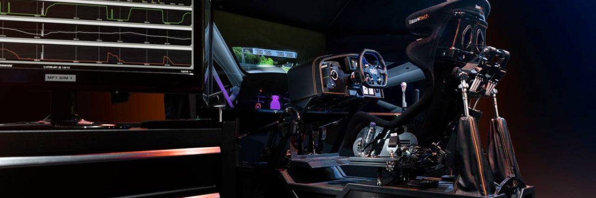 Motorsport in Motion - simulator