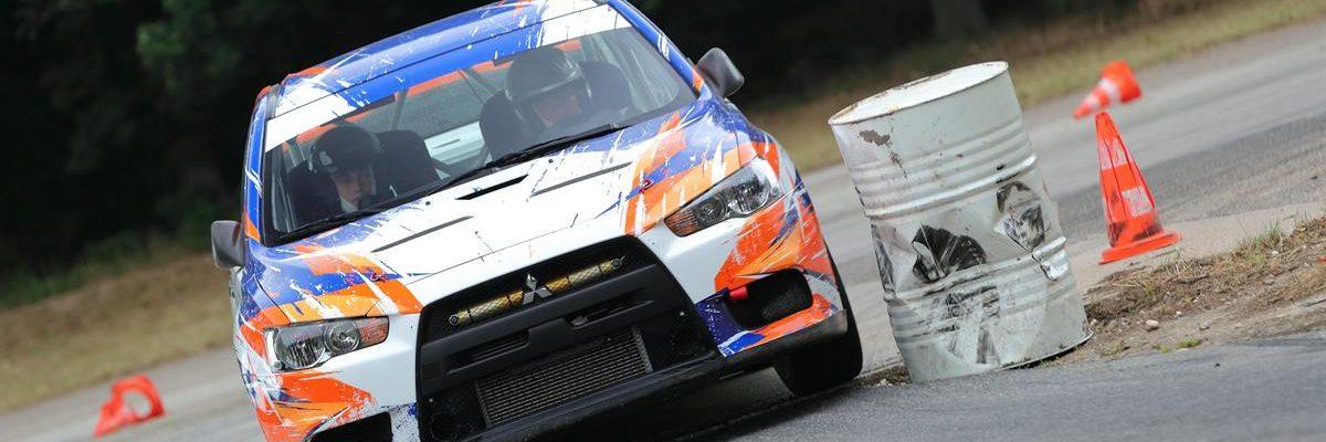 Jeroen van Beugen - Mitsubishi Lancer Evo X - Niederrhein 2020