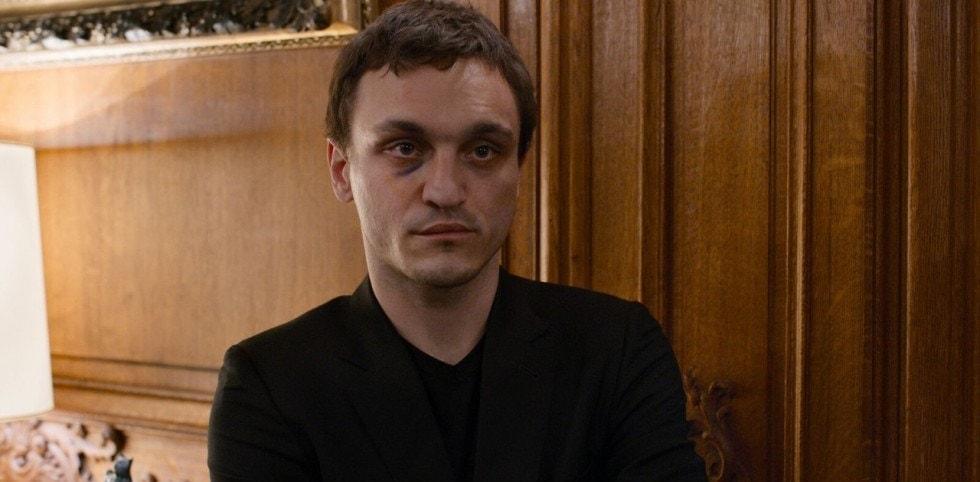 Franz Rogowski dans Happy End de Michael Haneke