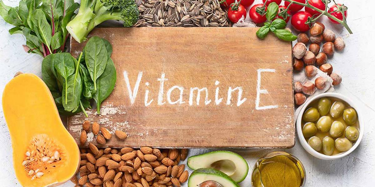 Vitamin E v kremi za pomlajevanje