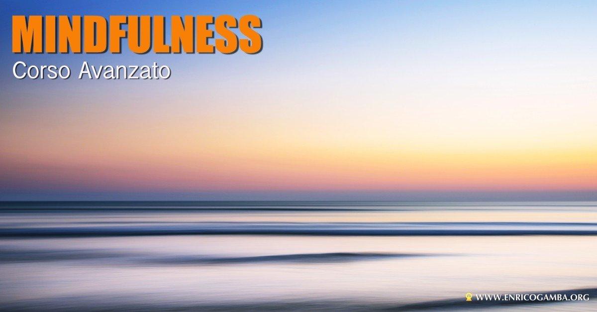 enrico gamba - Mindfulness Corso Avanzato