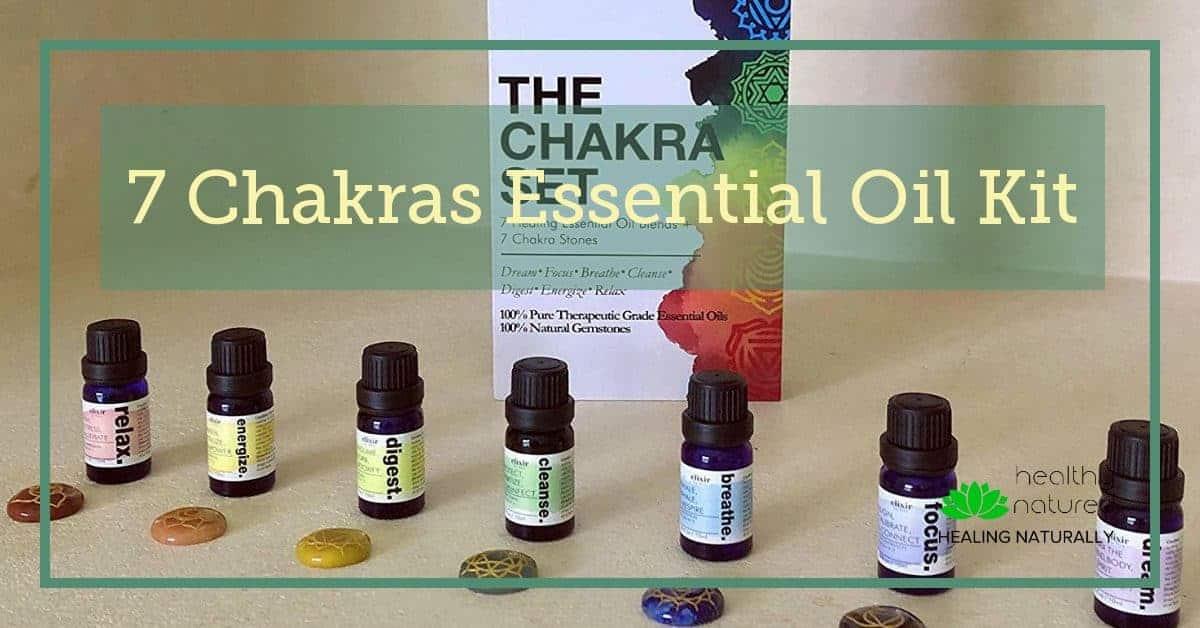 7 Chakras - Best Essential Oil Kits