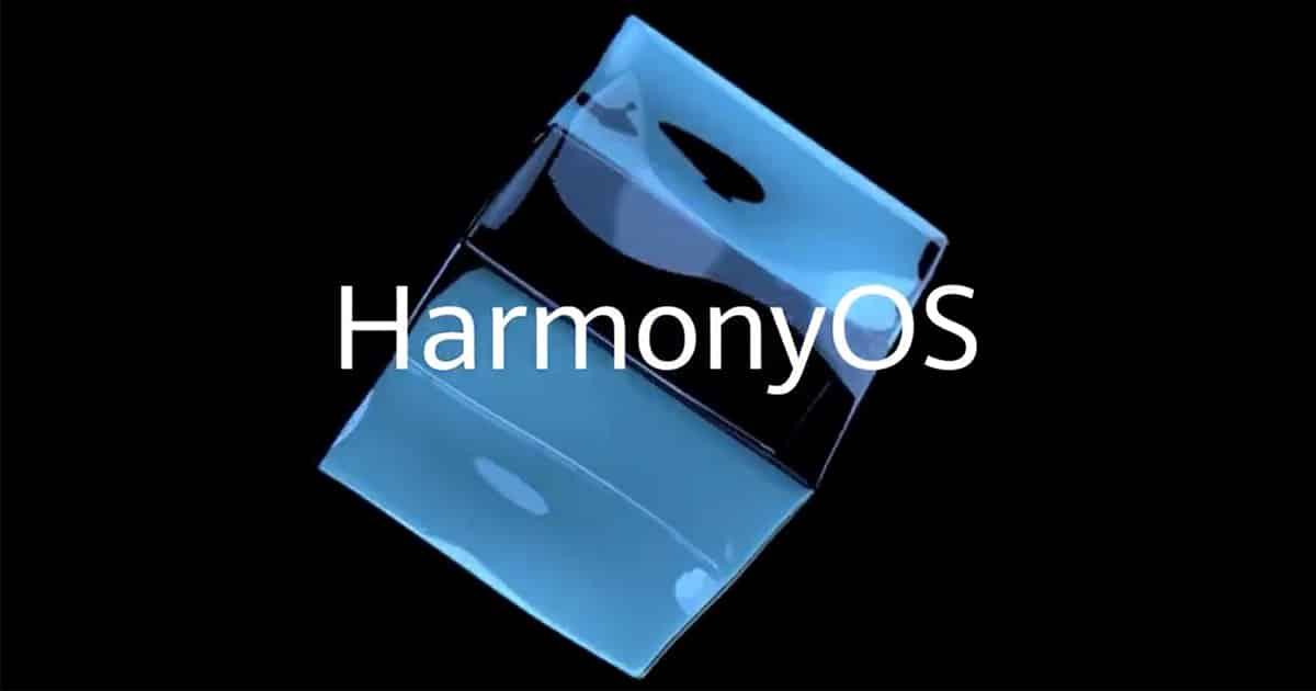 Harmony, HarmonyOS