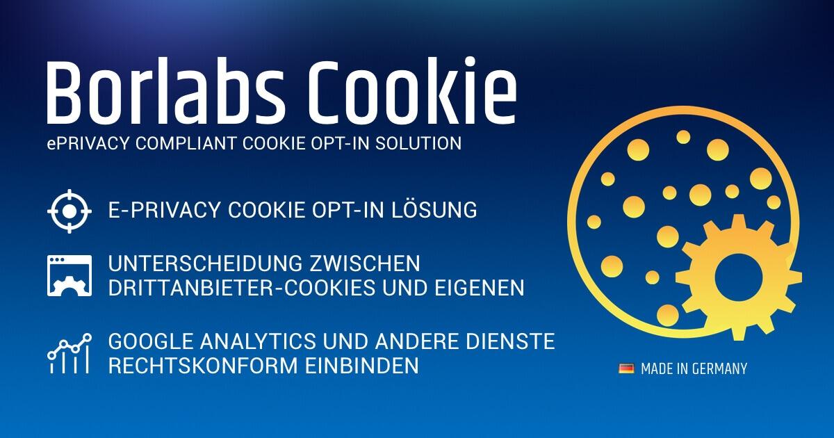 Borlabs Cookies Plugin