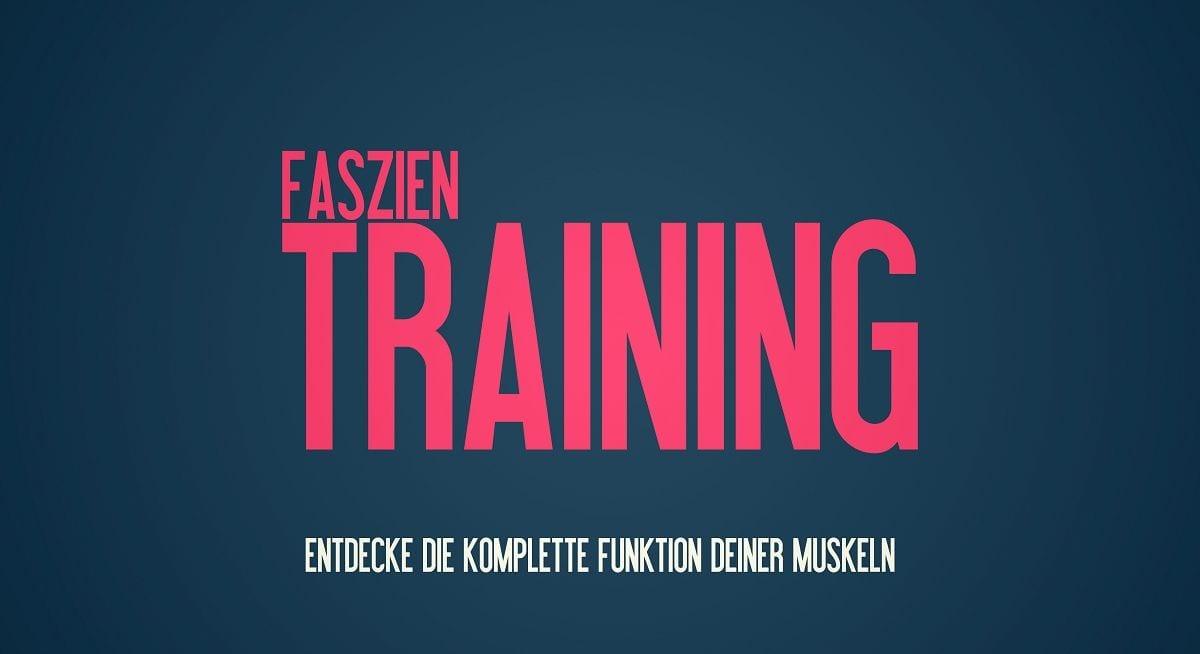 Das Faszientraining beinhaltet drei Komponenten. 1. Die Faszienrollmassage mit Rolle und Bällen; 2. Dehnübungen statisch und dynamisch; 3. Schwingübungen